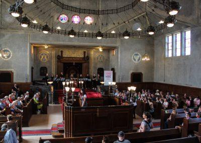 1. Synagoge welkom Audry Balkon Festival 23-06- 2019 - PattyPeppe Fotografie-6